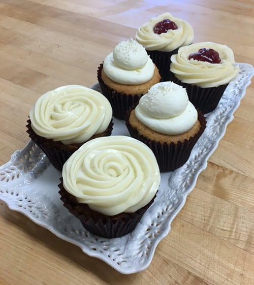 image pf cupcakes