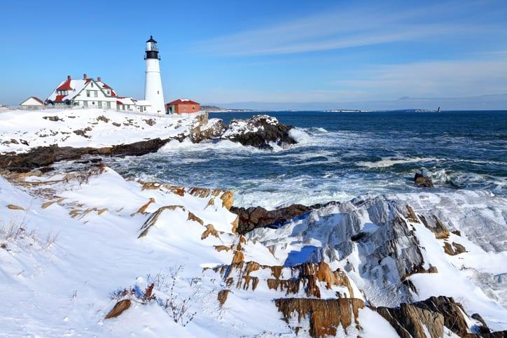 image of Portland Lighthouse Maine