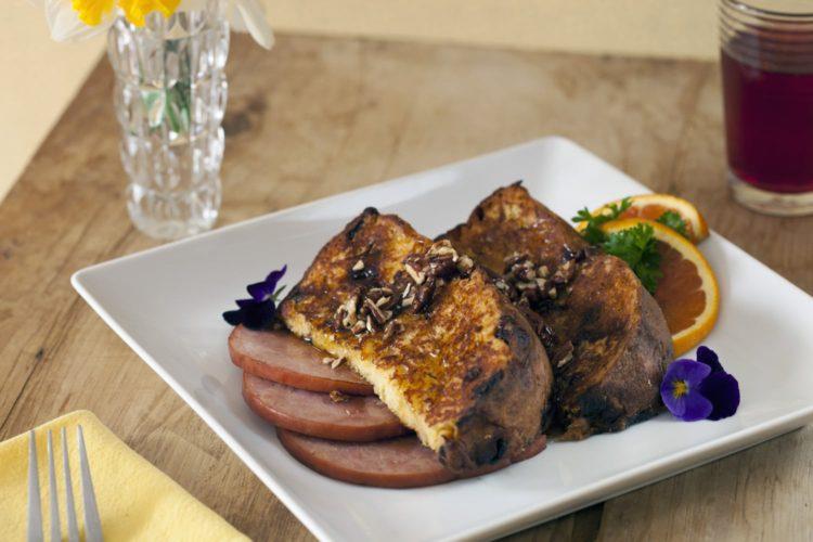 image of Newcastle Inn breakfast